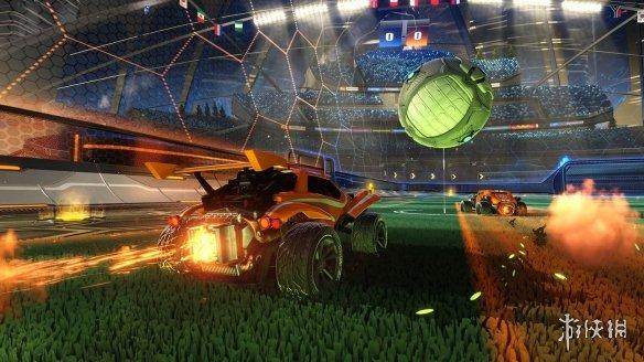 PS4版火箭联盟跨平台联机功能将在年初更新正式上线 可以不受平台限制邀请朋友一起游玩了