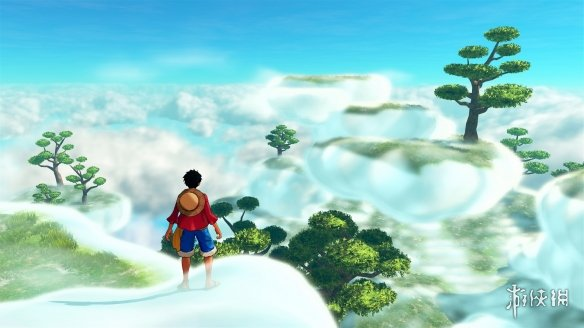 天空之岛《海贼王:世界探索者》最新游戏截图