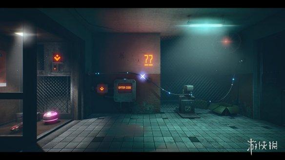 赛博朋克解谜游戏《7th Sector》登陆Steam