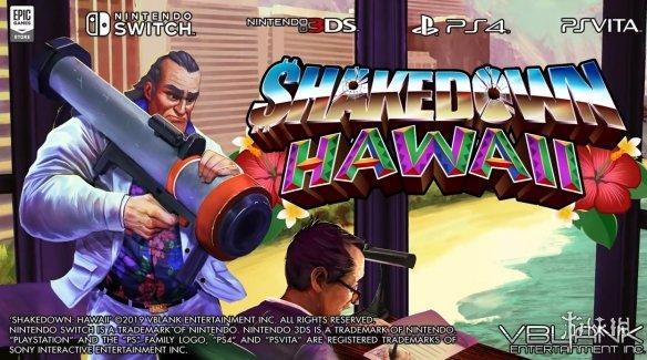 像素风冒险游戏《清查夏威夷》新预告发布 换掉Steam标记PC版成Epic独占!