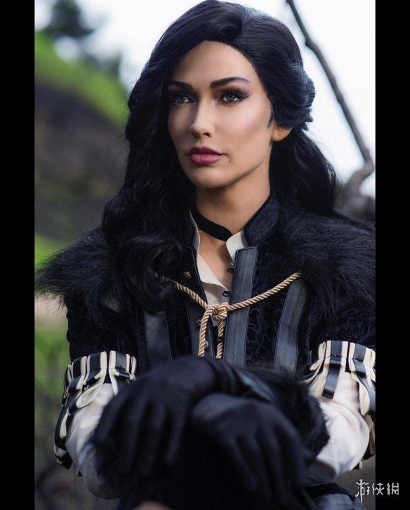 《巫师3》全女巫惊艳COS各具特色白狼也流连忘返