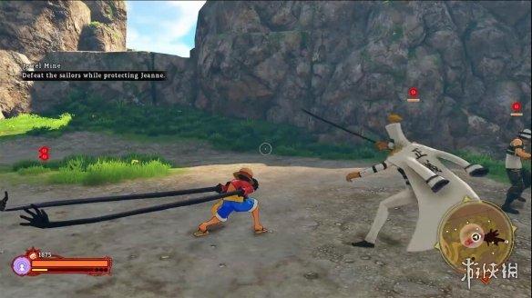 海贼王单机游戏_单机资讯 正文    ign评测员表示,他是《海贼王》的粉丝,他认为游戏的