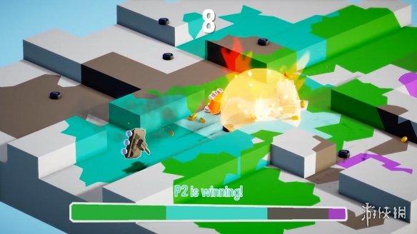 坦克类网络游戏《迷你坦克》4月11日登陆Steam抢先体验