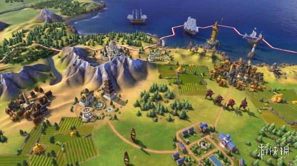 《文明6》艺术总监MOD工具还原游戏写实风格 开放免费下载