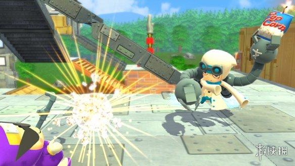 Switch沙盒建造游戏《忍者盒子》将于9月26日发售 和萌萌忍者一起打造秘密基地