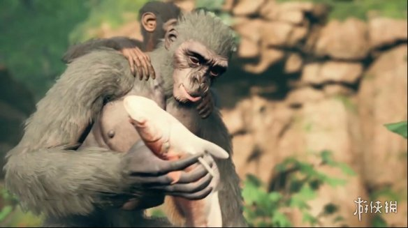 《祖先:人类史诗》公开PC版新演示:带着孩子去偷蛋!
