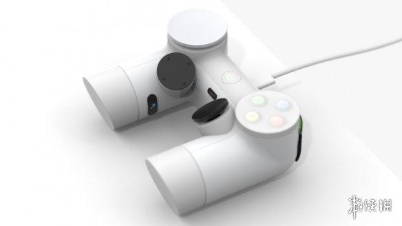 这不是水管吗?设计师重新设计谷歌Stadia手柄公开!