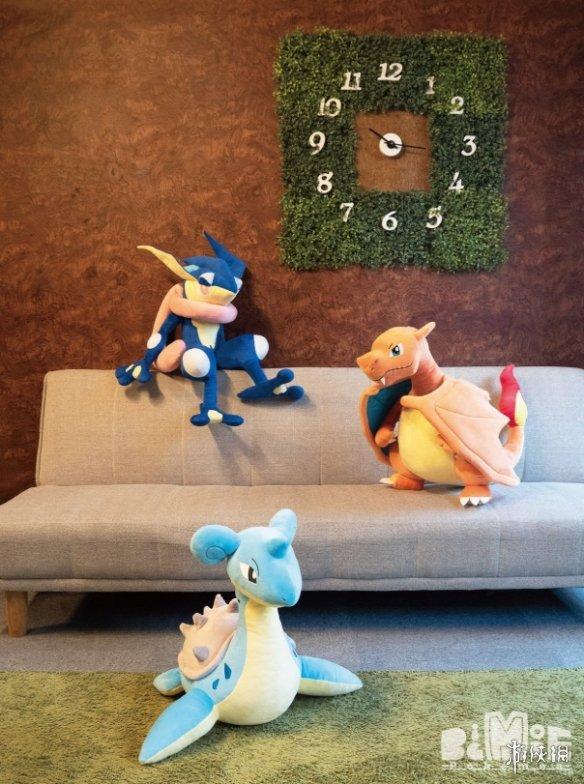 三英贸易推出《精灵宝可梦》全新系列玩偶 售价约合人民币777元