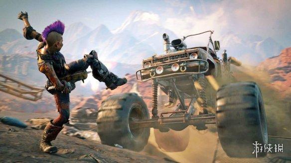《狂怒2》总监采访称游戏地图相比《正当防卫4》 将小