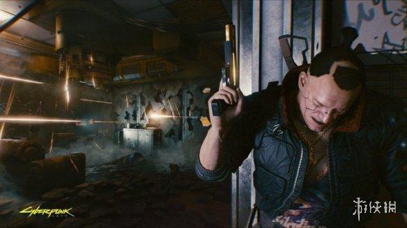官方外�熳�橹旅�,《�博朋克2077》子��自瞄,穿��,反���射