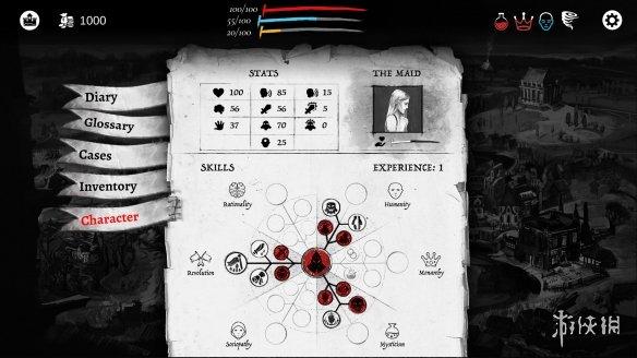 恐怖RPG《处刑者》发售日公布 在死亡边缘寻求最后救赎