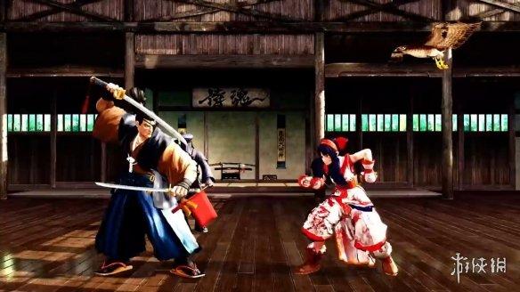 《侍魂:晓》新宣传片 道场模式可挑战人工智能幽灵