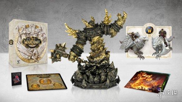 暴雪宣布推出100美元的《魔兽世界》周年纪念礼盒!