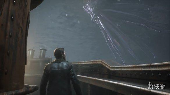 克苏鲁游戏《沉没之城》新预告大侦探破案同时虐怪玩