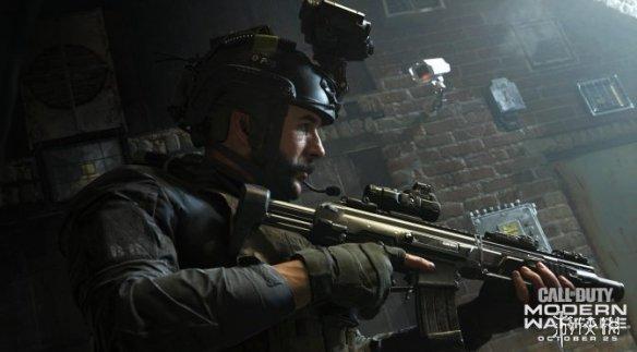 《使命召唤:现代战争》子弹能射穿墙壁引擎大幅改造
