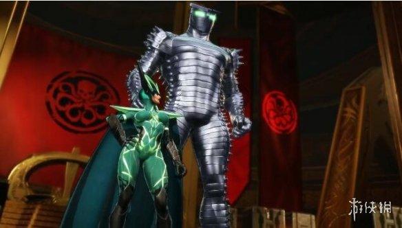 E3:《漫画英雄:终极联盟3》曝全新预告 7月发售!