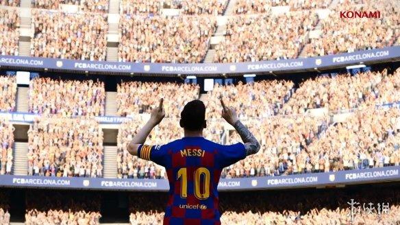 E3:《实况足球2020》宣传片 9月登陆PS4/PC/XB1