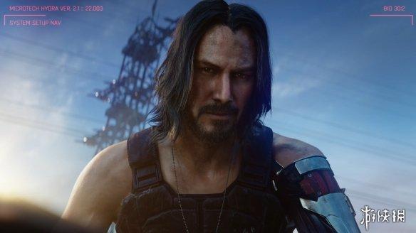 《赛博朋克2077》官方游戏截图发布!展示场景角色!