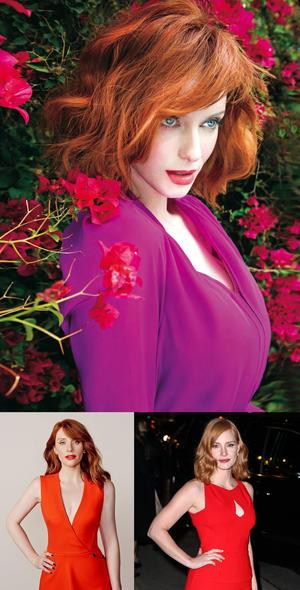 谷川美红vs黑人_《广告狂人》女星黑人问号:每个红发女都像我?