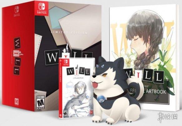 国产游戏《Will:美好世界》将推出NS限定实体版!