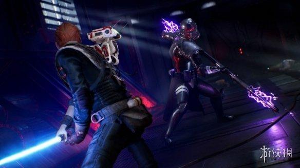 《星战绝地:陨落的武士团》受到《战神3》游戏影响