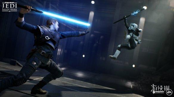 《星球大战绝地》黑色星期五宣传片双头光剑太酷了!