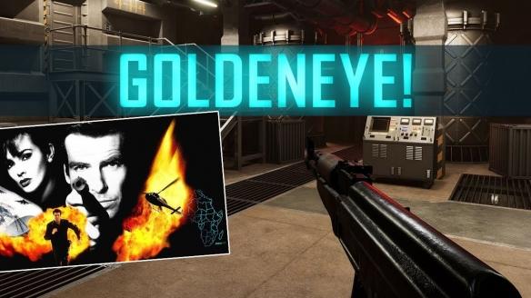 《007:黄金眼》牌号更新被暴光 重制版呈现能够性大增