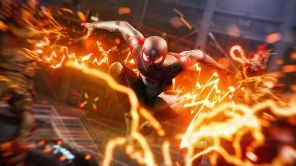 《漫威蜘蛛侠》在美销量超《美国末日2》和《对马岛之魂》