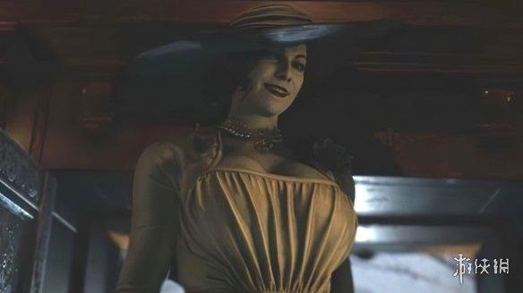 """卡普空《生化危急8》吸血鬼夫人的名字""""Lady Dimitreesk(蒂米斯特雷克)""""你念对了吗?"""