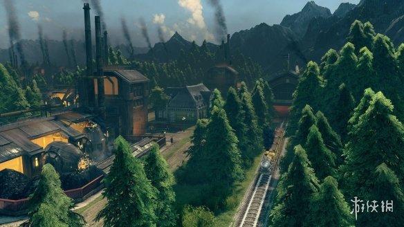 育碧《纪元1800》完整版限时免费玩!工业时代的开端