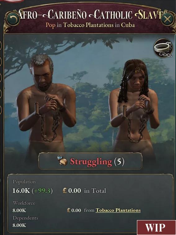 《维多利亚3》制作组正努力在游戏中处理还原奴隶制