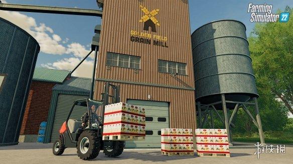 种田游戏《模拟农场22》将支持PC/主机跨平台游玩!