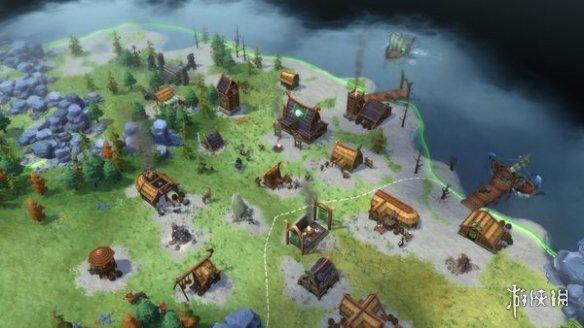 特别好评即时战略《北境之地》steam开启限时特惠!