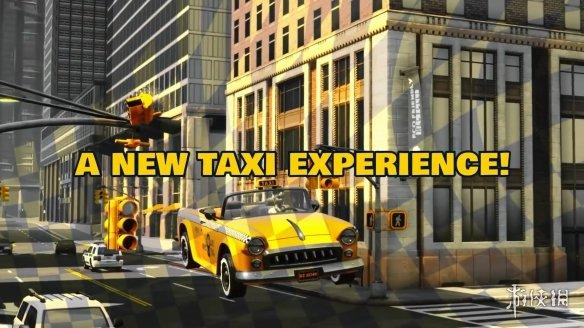 《疯狂出租车》精神续作《混乱出租车》PC发售日公布