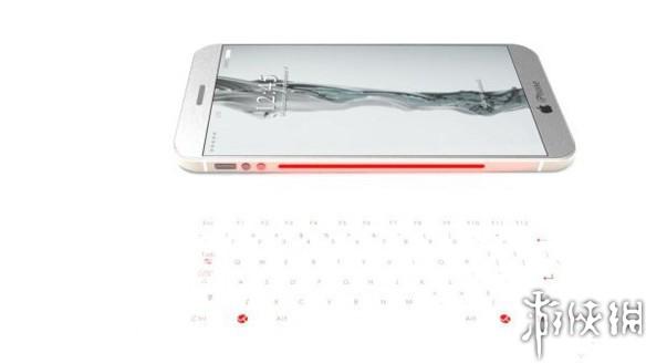 激光感应虚拟键盘吊炸天!iphone 8模型设计演示