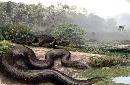 恐龙时代十大最凶猛动物盘点
