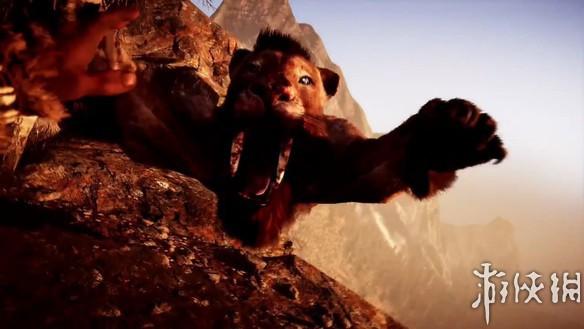 回归石器时代 《孤岛惊魂:原始杀戮》预告公布