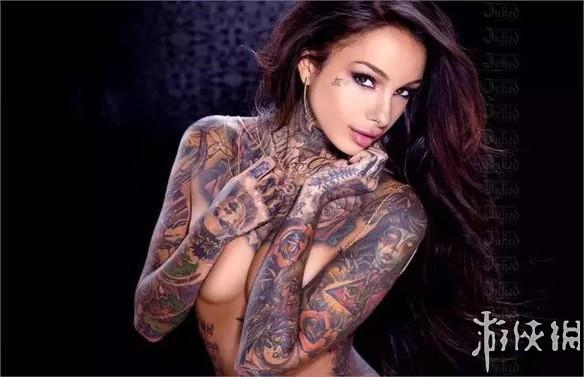 追求自己喜欢的生活 盘点那些天使面孔的美女纹身师