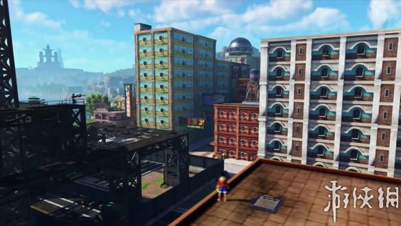 《海贼王:世界探索者》实机视频 监狱岛风景不错