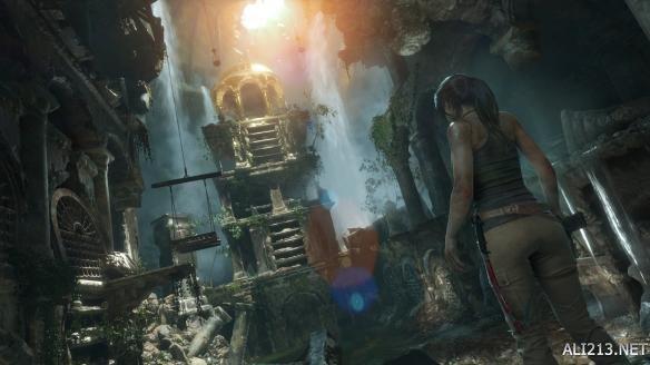 古墓丽影9劳拉爆衣bug