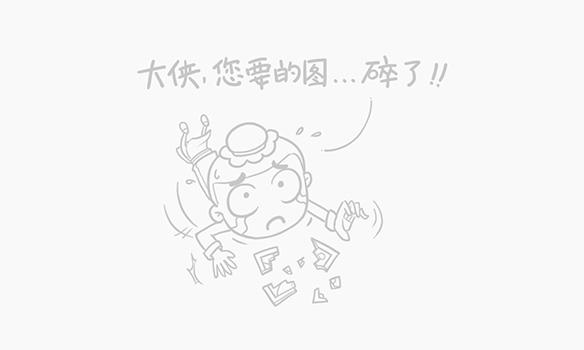 杨幂男人装