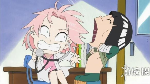 火影忍者小樱佐助强禁