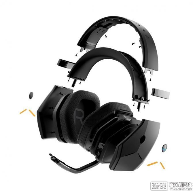"CJ2018:ALIENWARE发布首款无线电竞耳机 现场迎来中国""首秀"""