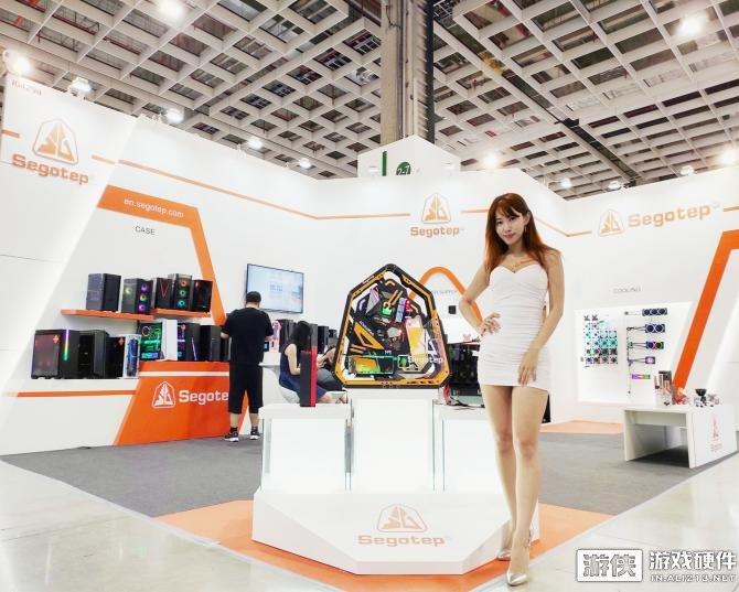 中国质造自强崛起 鑫谷盛装出席COMPUTEX2019
