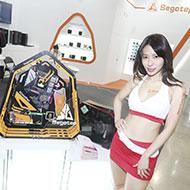 台北电脑展:鑫谷展台ShowGirl图赏