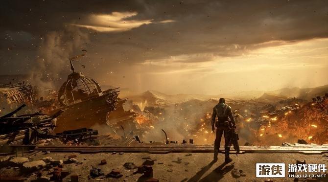 身处末日渴望阳光《战争机器5》实测