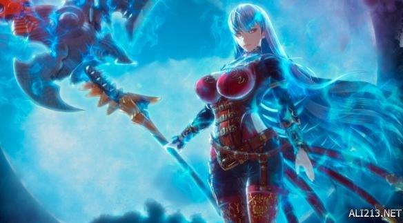 《蒼藍革命女武神》戰鬥系統大幅變更 與之前Demo大不相同