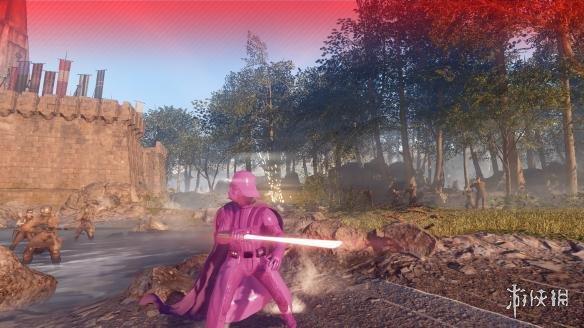 EA大气回应《星球大战:前线2》粉色达斯维达mod风波 不会封使用者账号