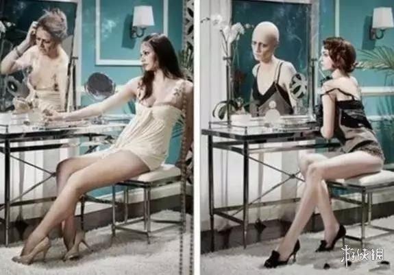美貌少女遭身体家暴!盘点那些触动人心的公益广告