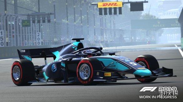 《F1 2019》运行效果丝滑超清 游戏画面为系